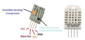 Gambar Sensor Kelmbaban DHT-22